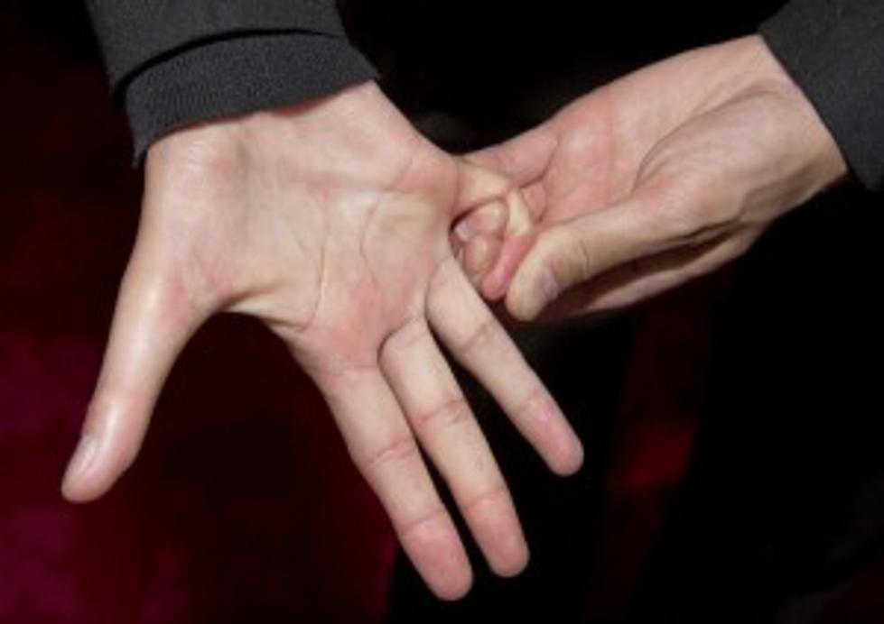 How To Judge a Man By His Fingers: What His Long Ring Finger Means