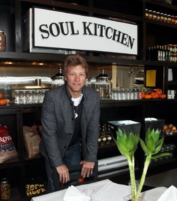 Kitchen Impossible Updates: Jon Bon Jovi Surprises Cancer-Fighting Fan At Soul Kitchen