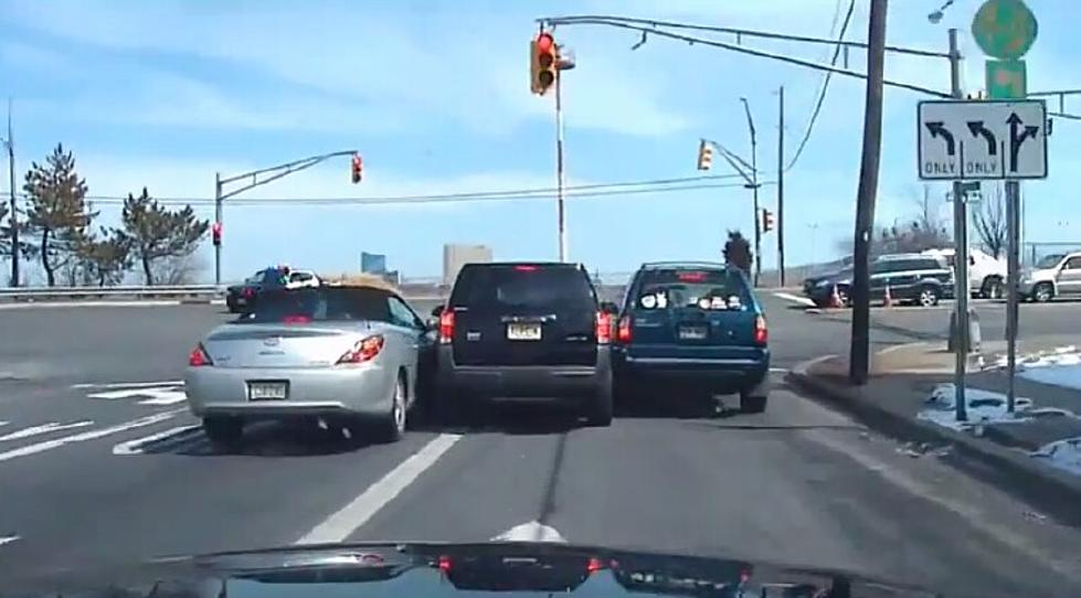 Police Chase & Atlantic City Shooting Dashcam Video Released