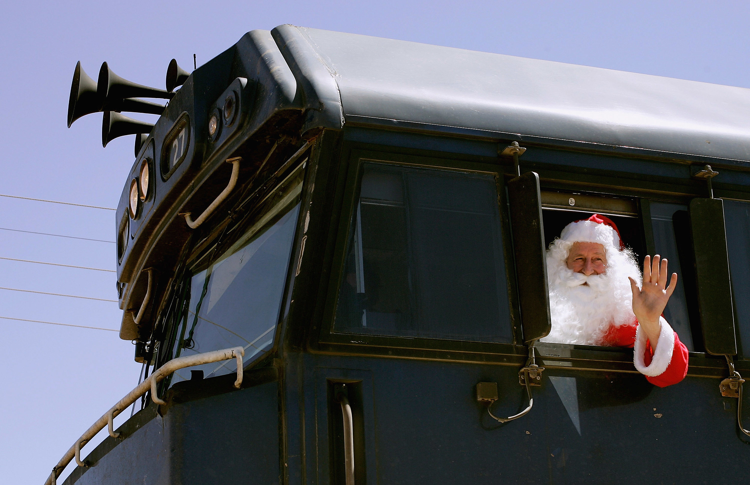 All Aboard New Jersey 2019 Holiday Train Rides