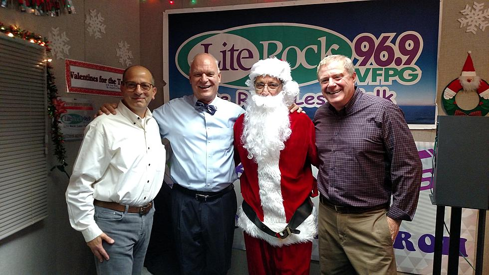 Rock Christmas Music.Lite Rock Flips The Switch To 24 7 Christmas Music