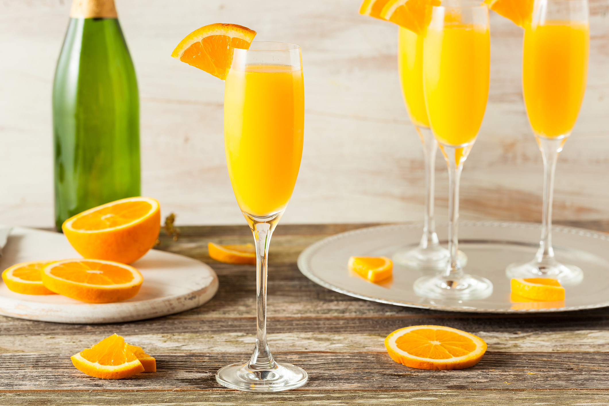 Where To Get The Best Mimosa On National Mimosa Day!