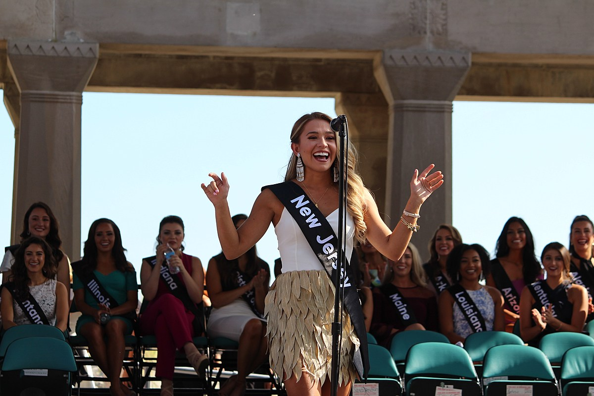 Miss New Jersey 2020 Miss New Jersey 2019 Competition Heats Up at New Home