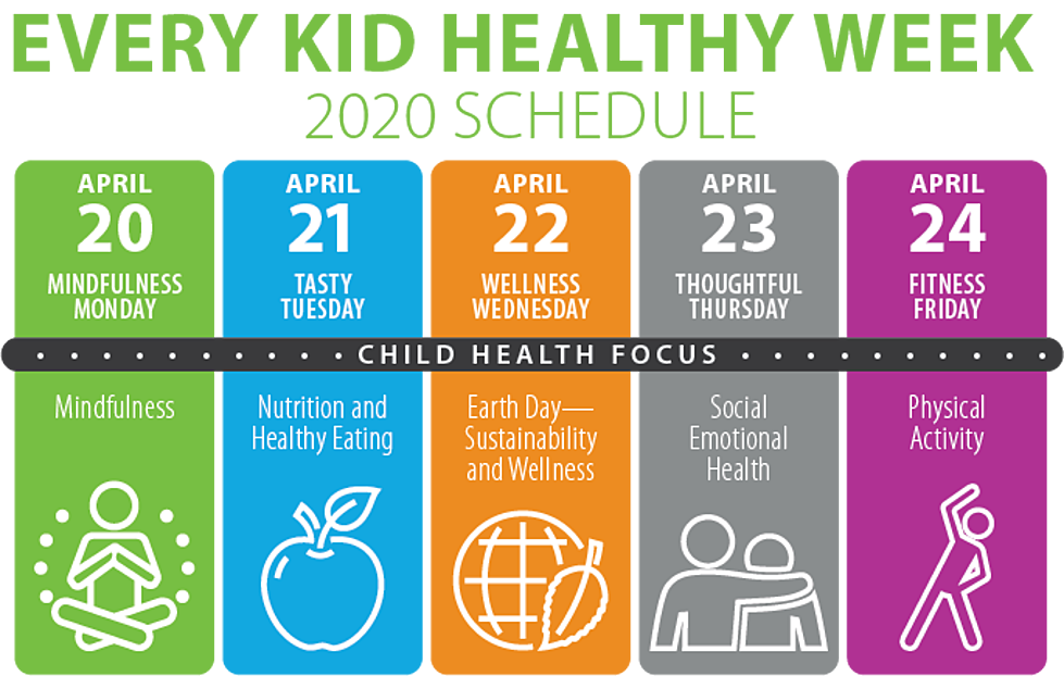 Every Kid Healthy Week