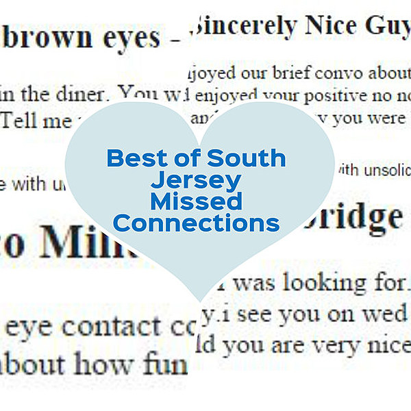 5 South Jersey 'Missed Connections' That Will Make You LOL