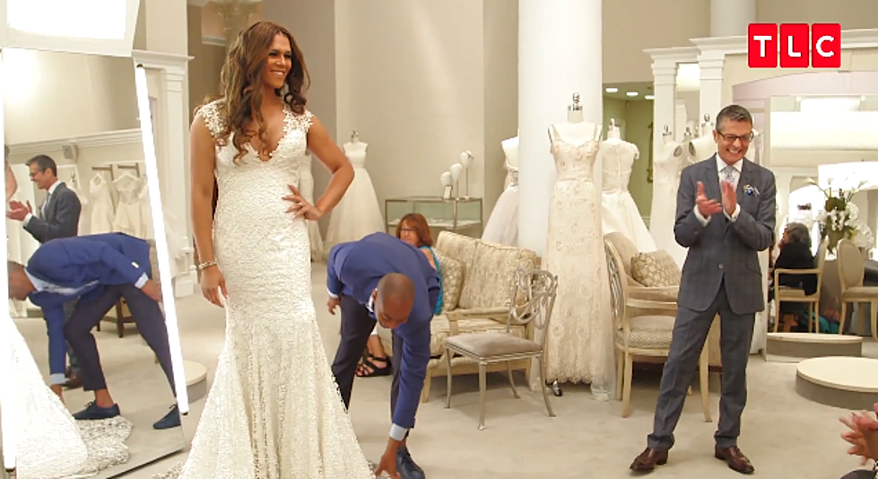 Say Yes To The Dress Features Trans Bride From South Jersey