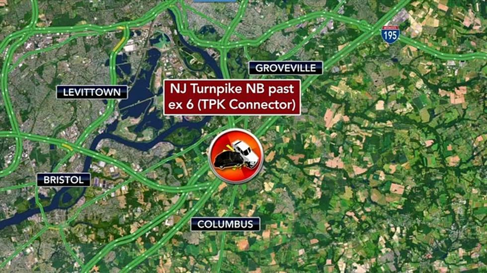 Man Struck and Killed by 2 Tractor Trailers on NJ Turnpike