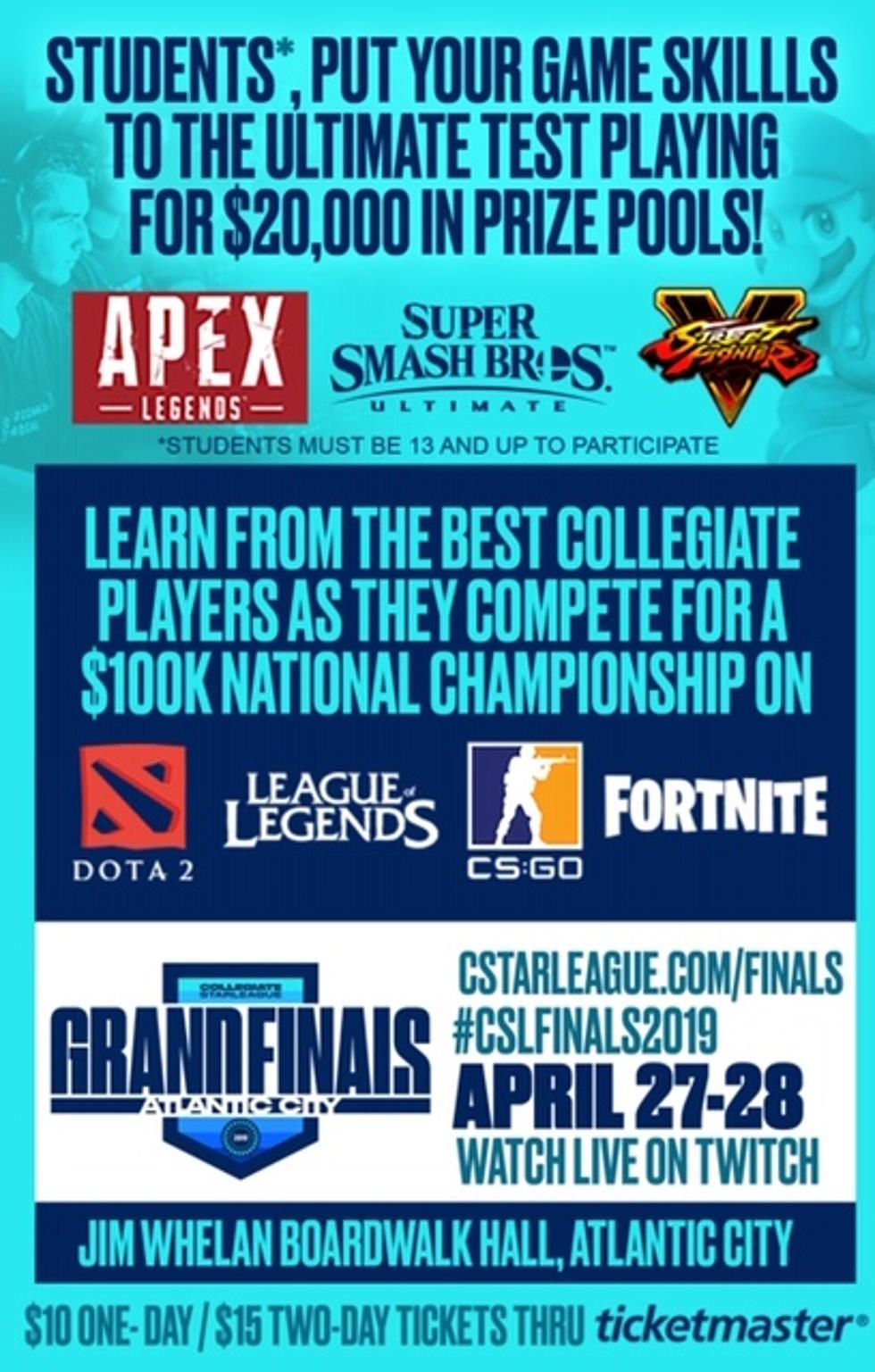 Collegiate Star League Grand Finals