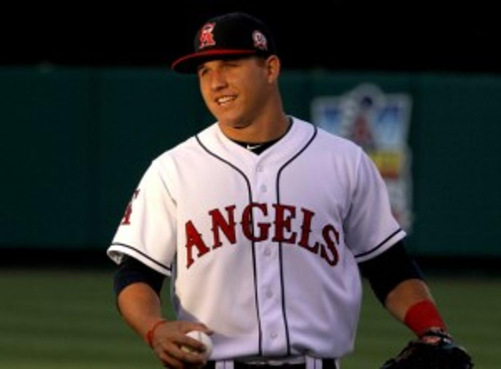 best loved 75b74 ce75f A Future All-Star? Millville's Mike Trout on the Sports Bash