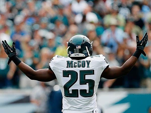 A McCoy-Eagles reunion: A great but unrealistic story