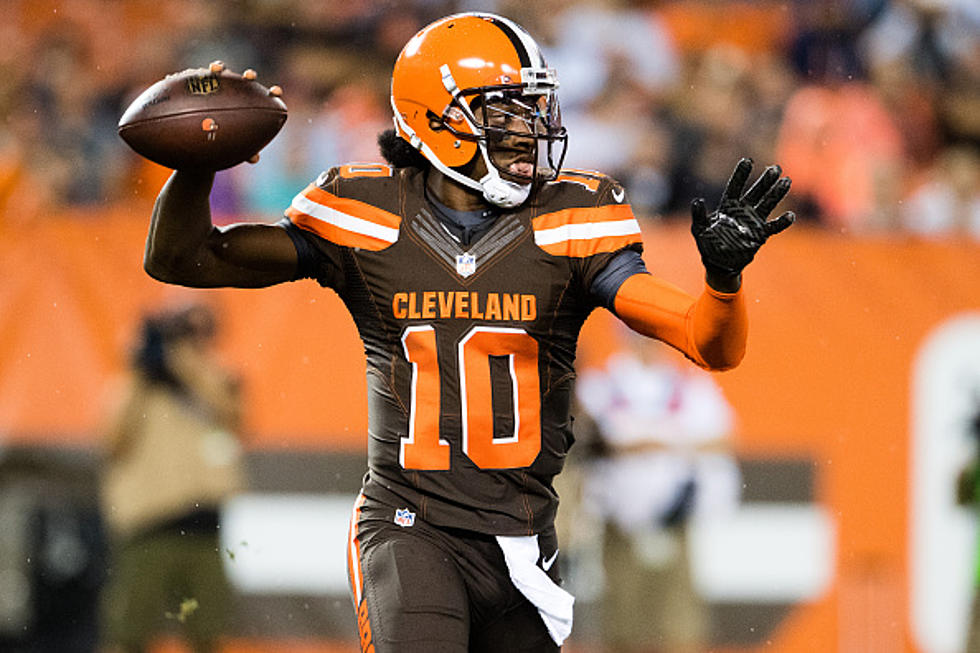 cheap for discount 1a910 b8c1c RG3 Says He's Ready for Eagles