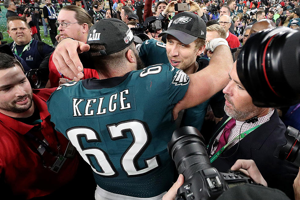 new styles 5ba68 bb535 Jason Kelce and the Emotion Behind a 'New Normal'