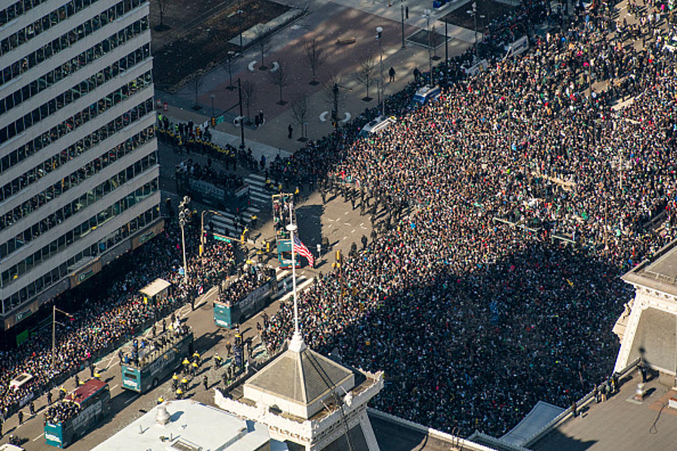 promo code 8356c 7d707 Jason Kelce Wins the Eagles' Victory Parade