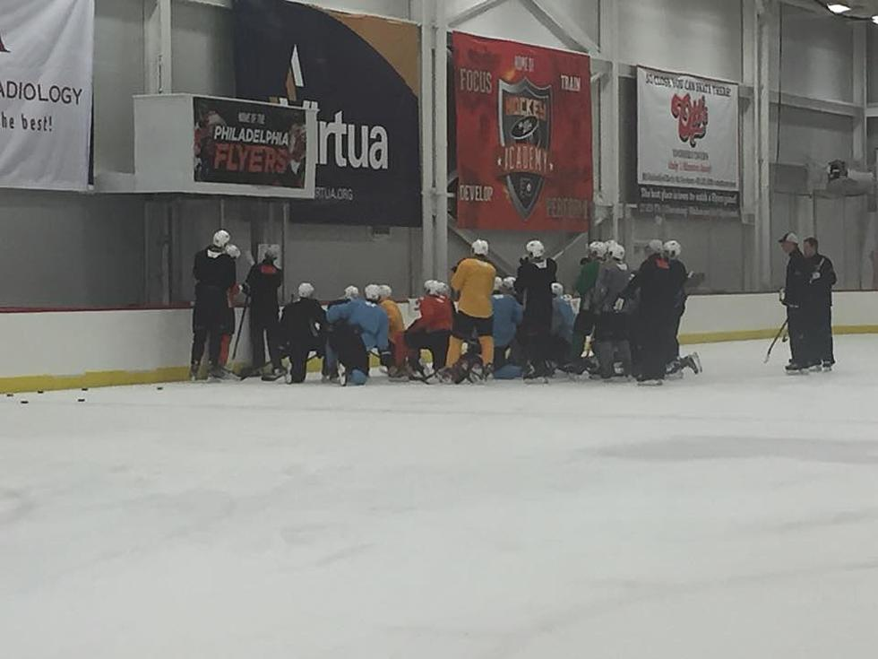 c17c9722d2d Flyers Announce Roster, Dates for Training Camp