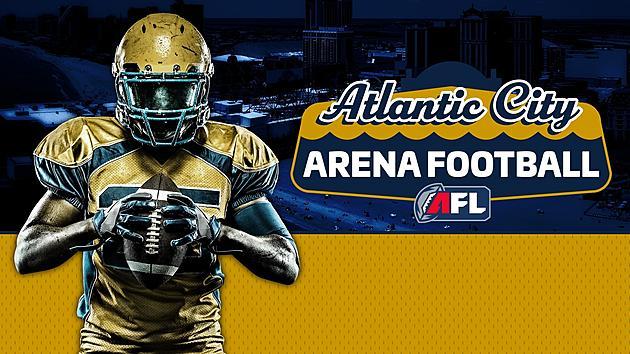 Atlantic City AFL Team to Air Games on 97 3 ESPN