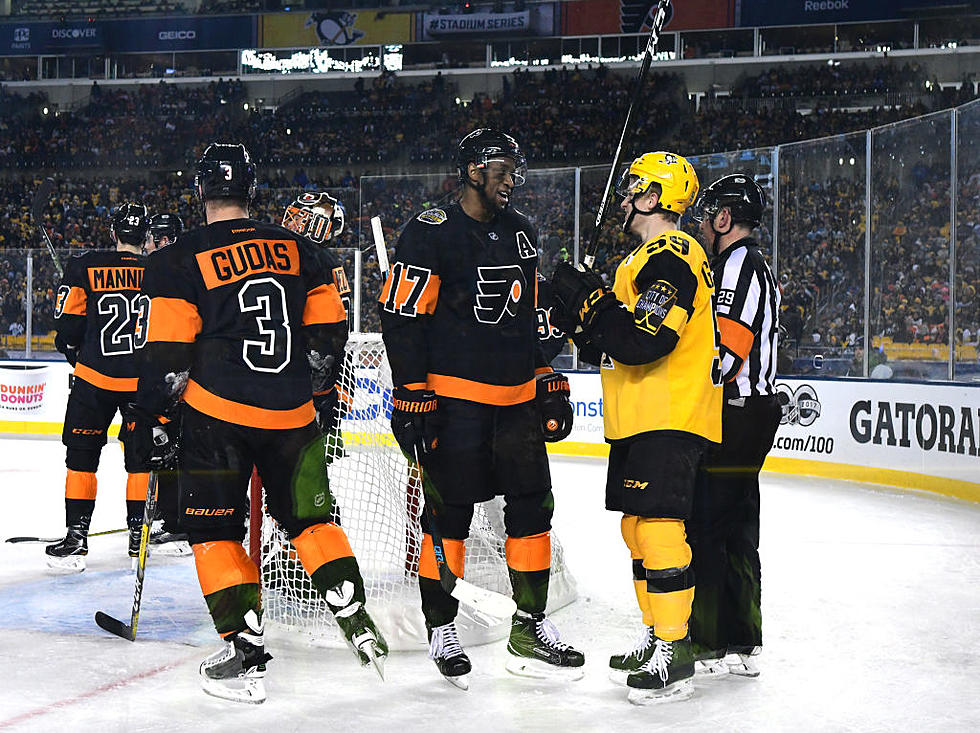 27899445efb 2019 Stadium Series Preview: Flyers in Search of 1st Outdoor Win