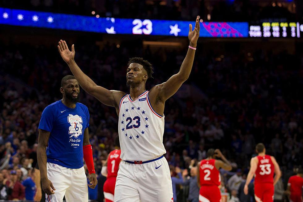 36fd5acdaeb NBA Rumors: Jimmy Butler is on the Houston Rockets' Radar