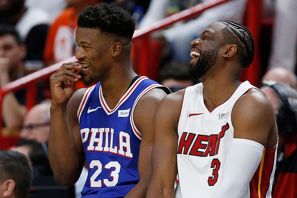 best website cbb42 0f482 2019 NBA Schedule: Sixers Set to Take On Jimmy Butler in ...