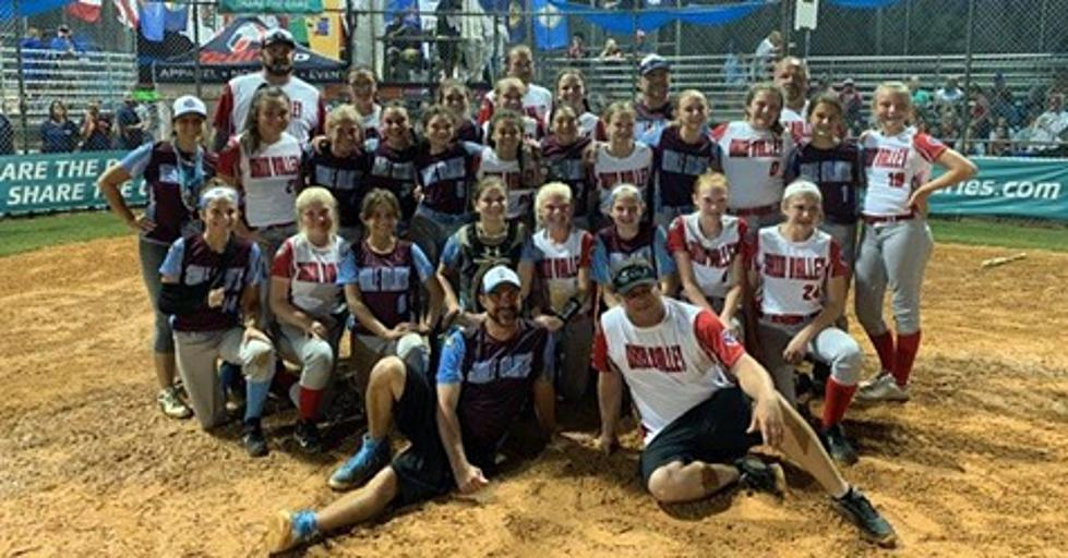 EHT 12U Tornadoes Softball Captures Babe Ruth World Series Title