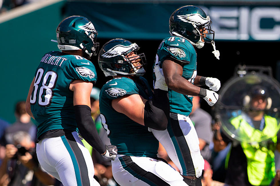 superior quality 01ea1 207ca Should the Eagles change their RB usage?