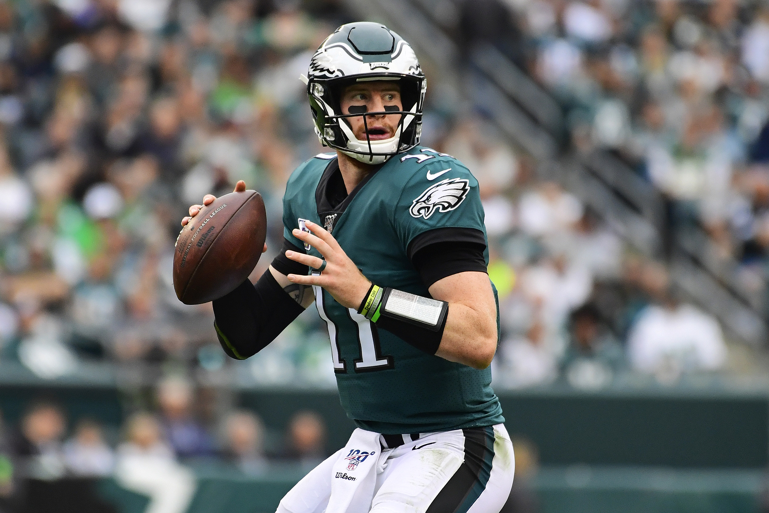 Extra Points Wentz Not Planning On Opting Out
