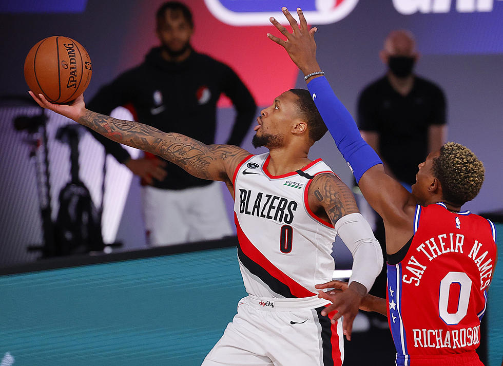 Dame Lillard Erupts for 51 as Sixers Fall Short to Blazers