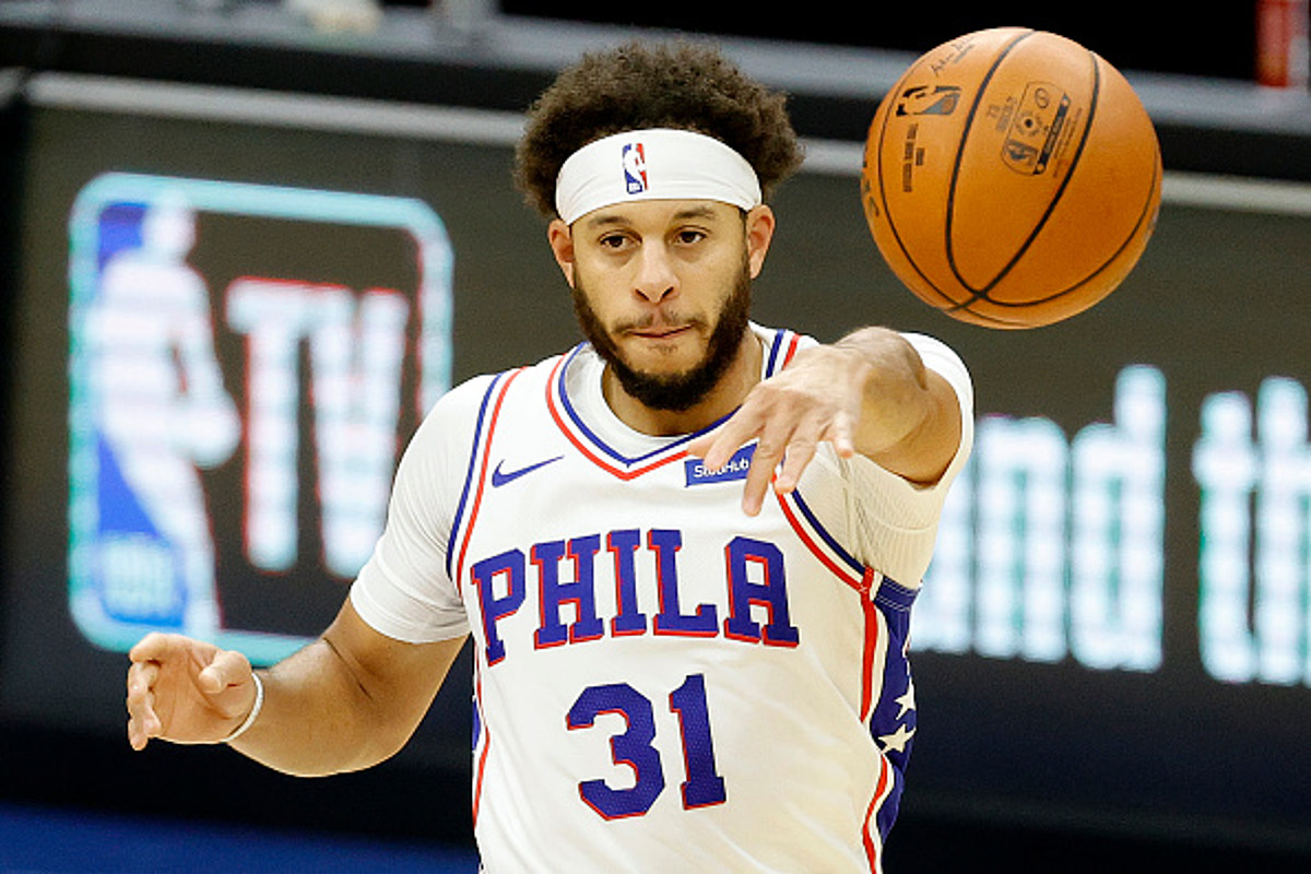 Seth Curry Shattering Expectations With Sixers