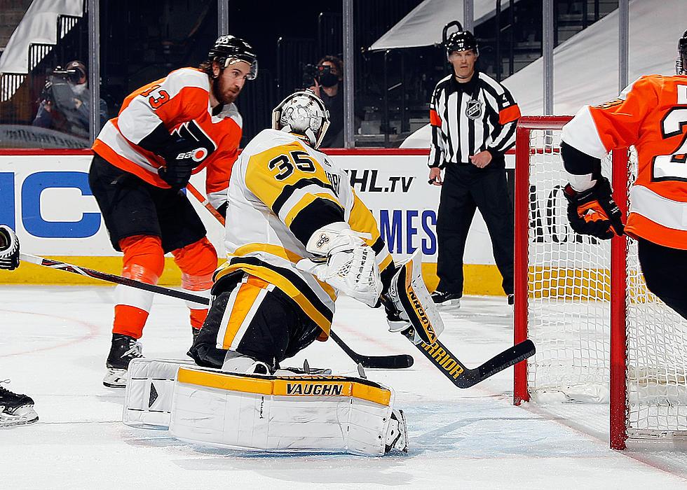 Flyers penguins game 2 casino rentals tulsa ok