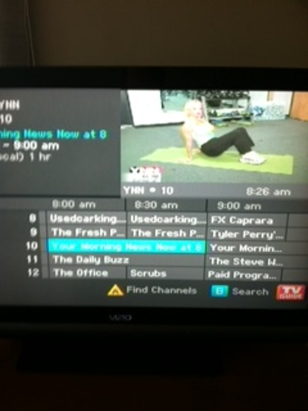 Tv guide albany.