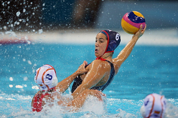 Message, matchless))), water polo wardrobe malfunction
