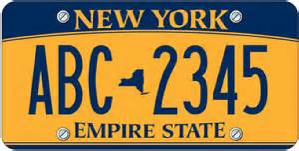 Should New York State Have Better Plates
