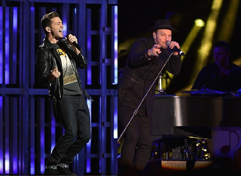Andy Grammer and Gavin Degraw Coming to the Stanley in Utica