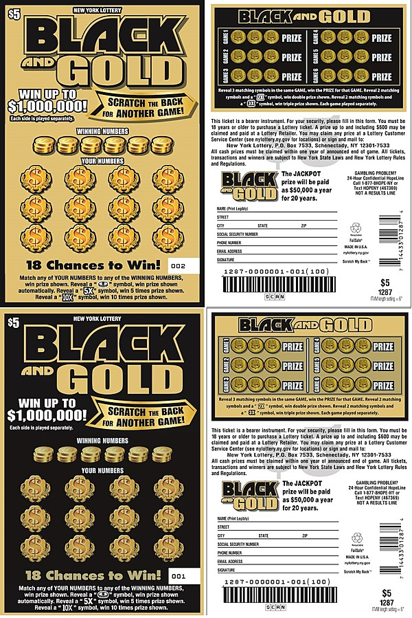Gold Lotto Rules