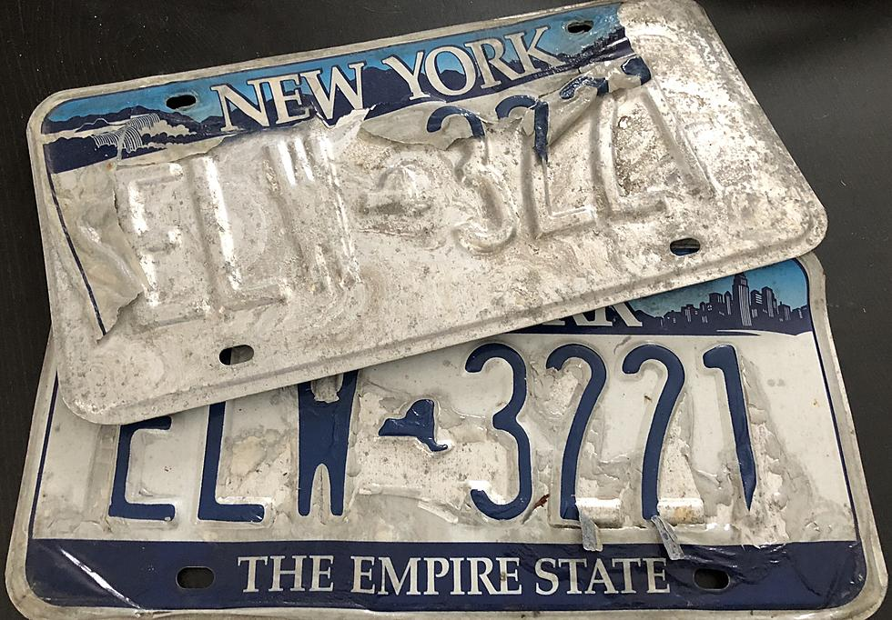 Returning Plates To Dmv Ny >> Can You Get Ticketed In Ny For Peeling License Plates
