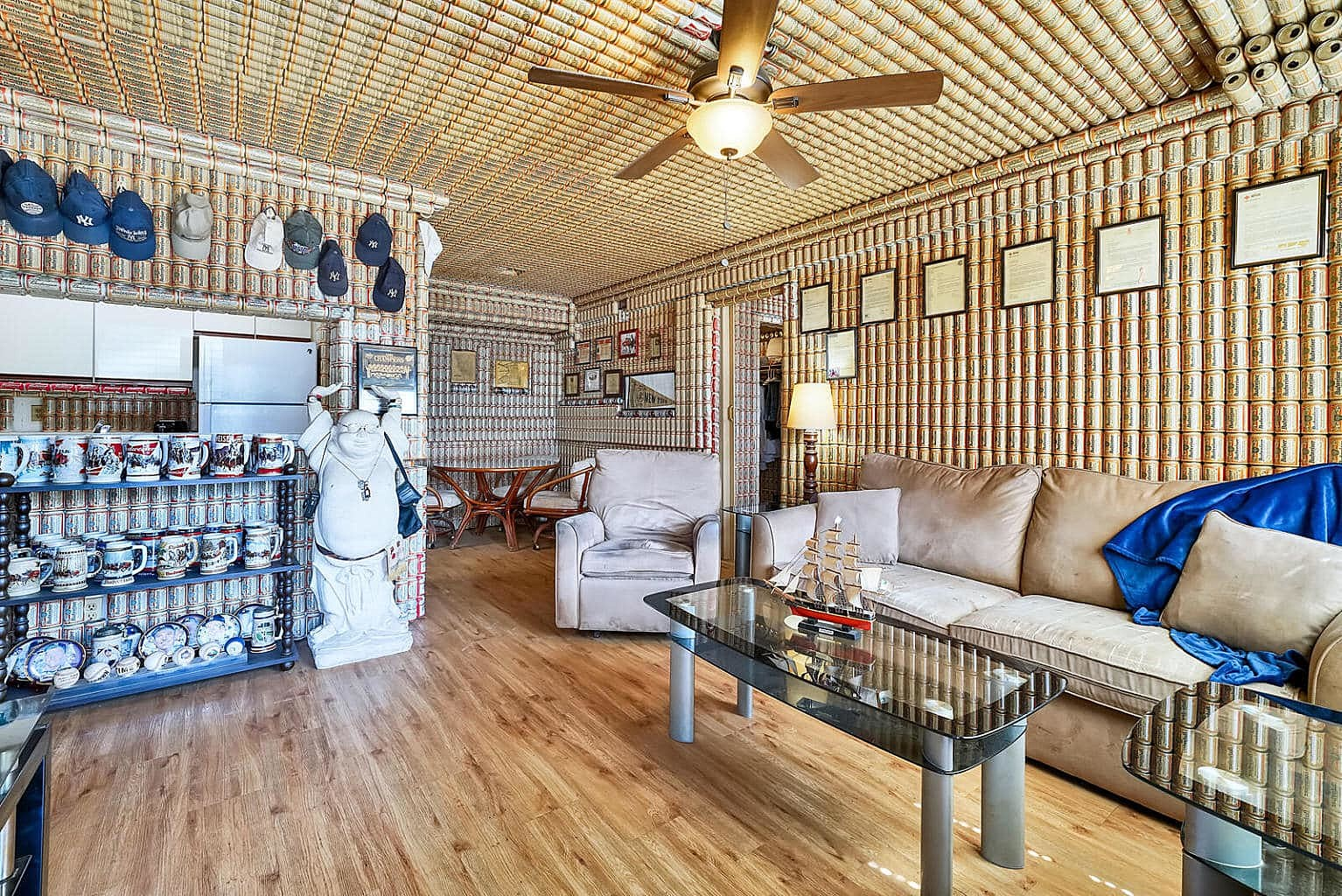 This Budweiser Home Recently Sold for $100,000