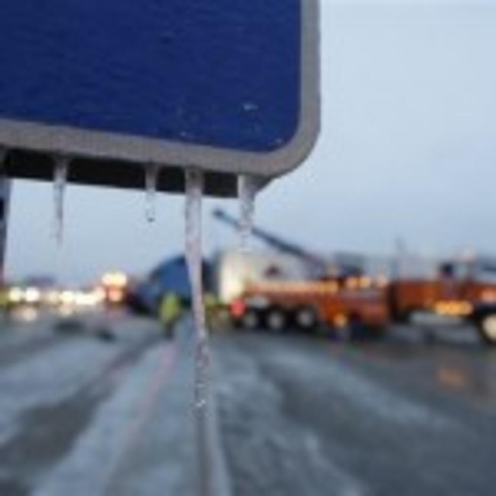 Update: Tractor Trailer Accident On Thruway Cleared