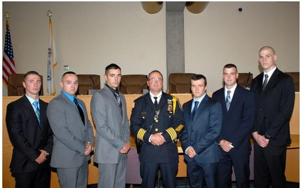 Rome Police Department >> Six New Officers Join Rome Police Department