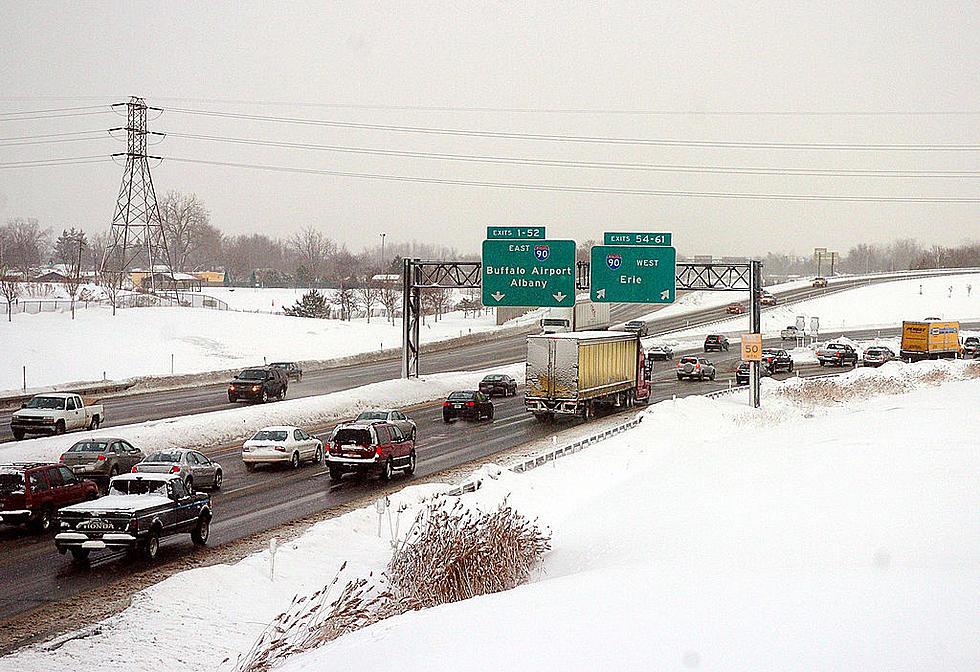 Vermont Man Dies Crash On NY Thruway