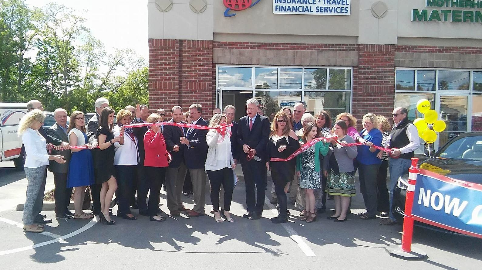 AAA Opens New Office On Commercial Drive In New Hartford