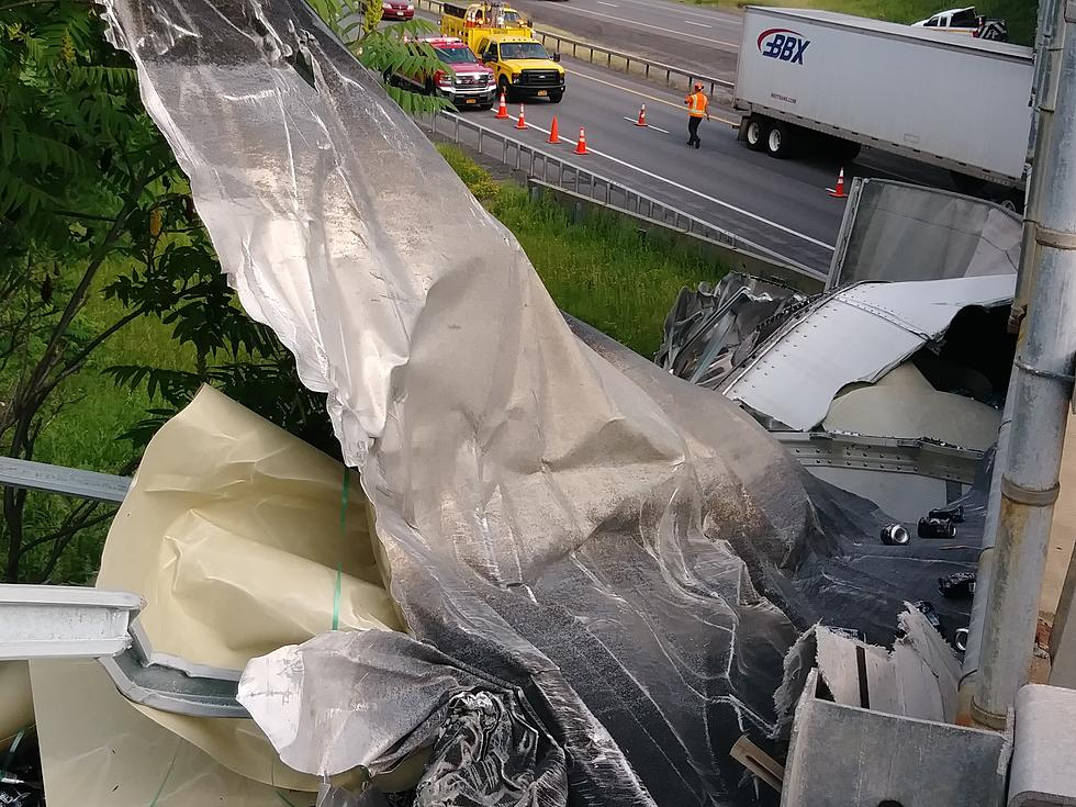 Florida Man Killed, One Injured In Thruway Crash