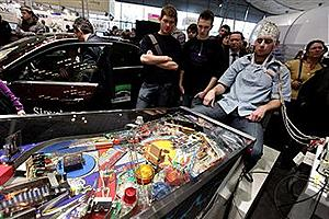 Rollings Stones New Pinball Machine