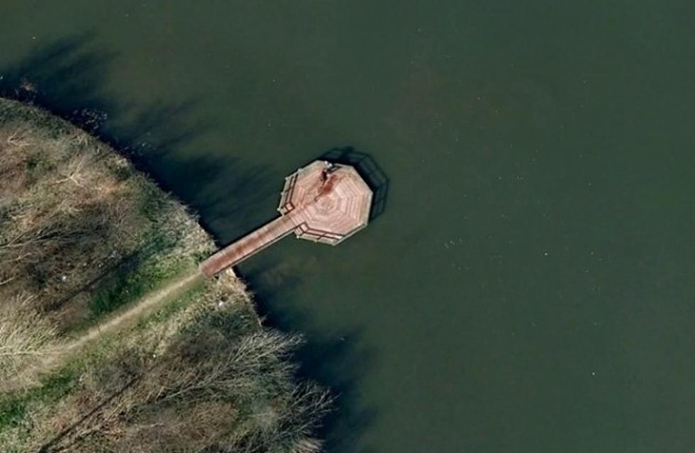 Dead Man Google Maps on