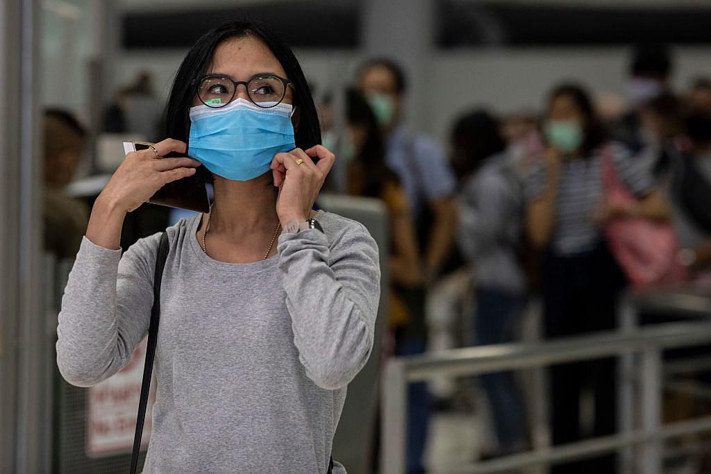 masque carbone coronavirus