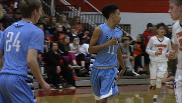 Cheyenne East Boys Basketball Wrap Video