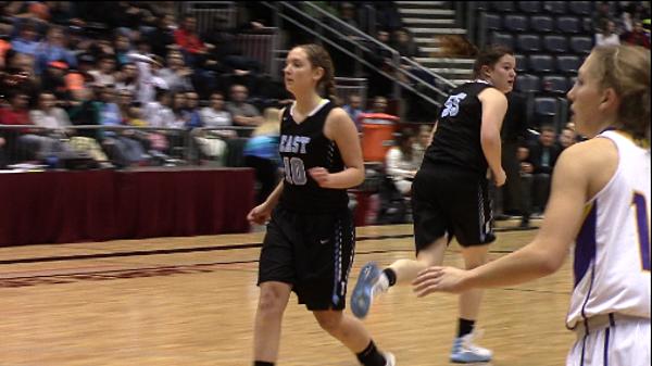 Cheyenne East Girls Basketball Wrap Video