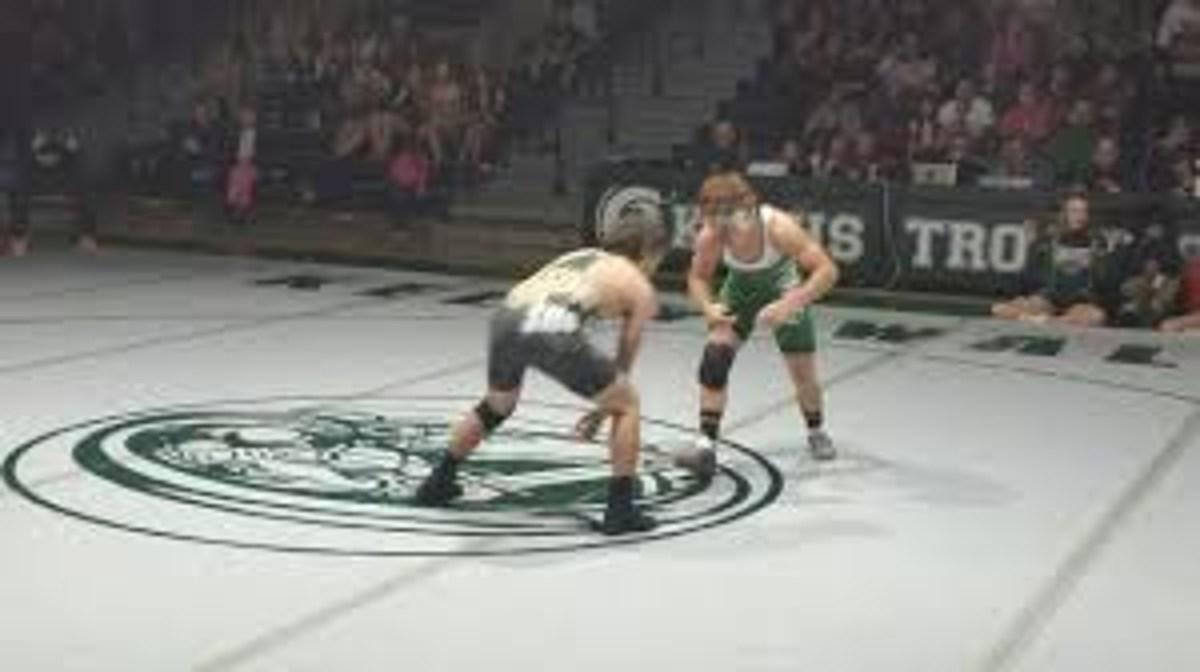 Riverton Wrestling Preview [VIDEO]