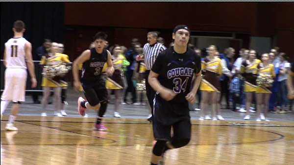 Wind River Boys Basketball Wrap Video