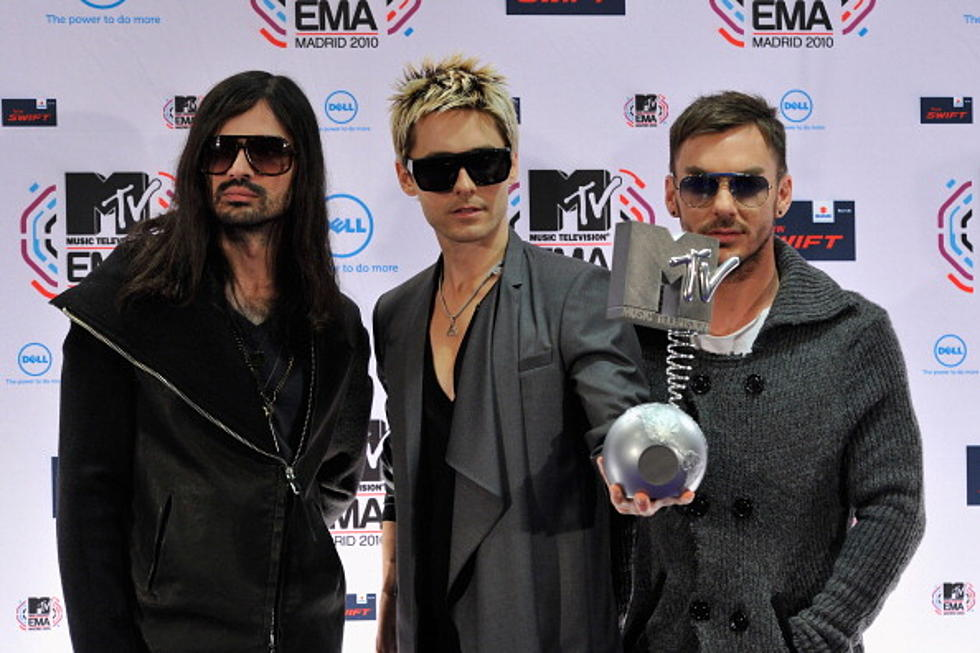 30 Seconds To Mars Unplugged Digital EP to Include U2 Cover