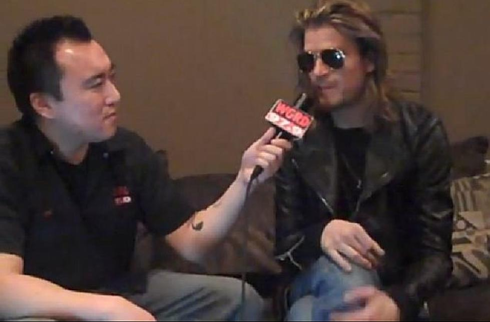 Puddle of Mudd to Release Double Album, Possibly Working