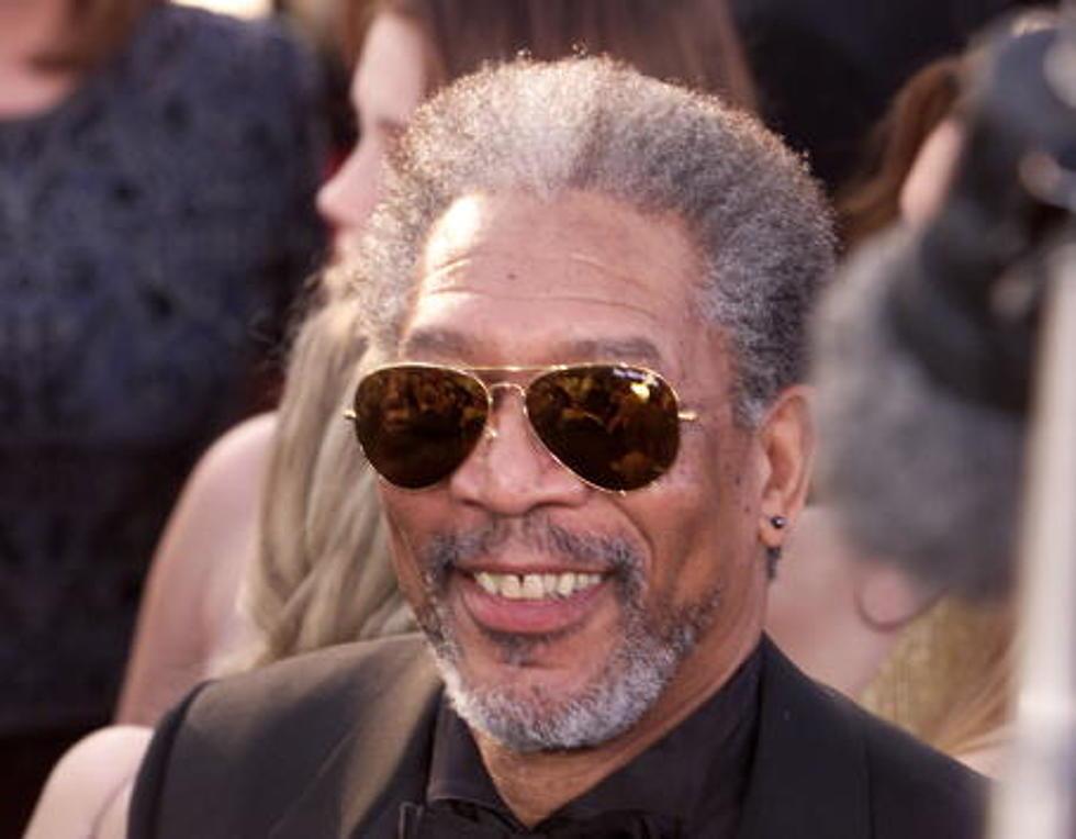 Morgan Freeman Talks About Graham Norton In His 'Shawshank